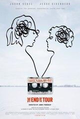 Постер к фильму «Конец тура»
