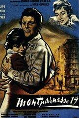 Постер к фильму «Монпарнас, 19»