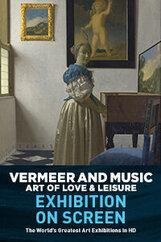Постер к фильму «Вермеер и музыка»
