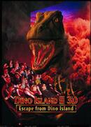 Постер к фильму «Побег с острова динозавров 3D в SimEx 4D»