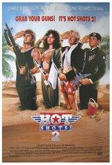 Постер к фильму «Горячие головы 2»