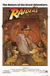Постер к фильму «Индиана Джонс и искатели потерянного Ковчега»