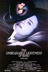 Постер к фильму «Невыносимая легкость бытия»