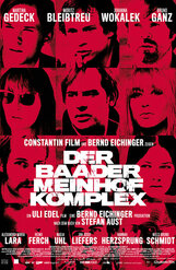 Постер к фильму «Комплекс Баадер-Майнхоф»