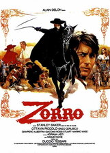 Постер к фильму «Зорро»