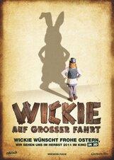 Постер к фильму «Вики, маленький викинг 2»