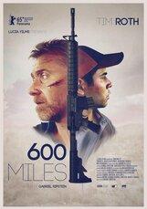 Постер к фильму «600 миль»