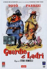 Постер к фильму «Полицейские и воры»