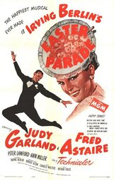 Постер к фильму «Пасхальный парад»