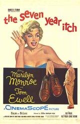 Постер к фильму «Зуд седьмого года»