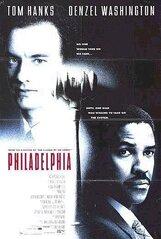 Постер к фильму «Филадельфия»