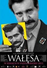 Постер к фильму «Валенса. Человек надежды»