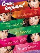 Постер к фильму «Говори, что хочешь»