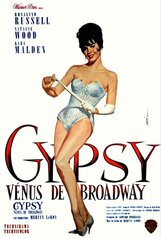 Постер к фильму «Джипси»