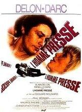 Постер к фильму «Спешащий человек»