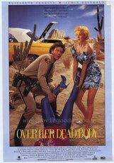 Постер к фильму «Только через ее труп»