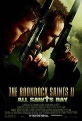 Постер к фильму «Святые из Бундока 2: День всех святых»
