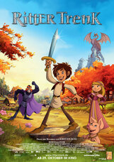 Постер к фильму «Отважный рыцарь»