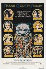 Постер к фильму «Слава Богу, сегодня пятница»