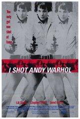Постер к фильму «Я стреляла в Энди Уорхола»