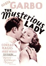 Постер к фильму «Таинственная дама»