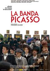 Постер к фильму «Банда Пикассо»