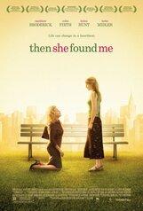 Постер к фильму «А потом она меня нашла»