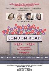 Постер к фильму «Лондонская дорога»