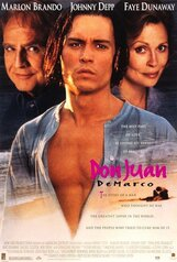 Постер к фильму «Дон Жуан де Марко»