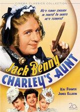 Постер к фильму «Тетка Чарлея»