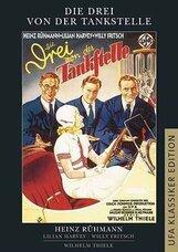 Постер к фильму «Трое с бензоколонки»