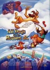 Постер к фильму «Все псы попадают в рай 2»