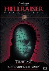 Постер к фильму «Восставший из ада IV: Кровное родство»