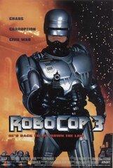 Постер к фильму «Робокоп 3»