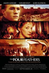 Постер к фильму «Четыре пера»