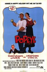 Постер к фильму «Попай»