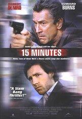 Постер к фильму «15 минут славы»