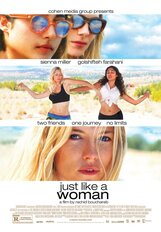 Постер к фильму «Совсем как женщина»