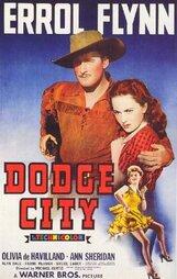 Постер к фильму «Додж-сити»