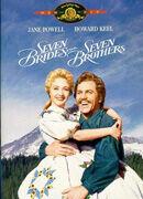 Постер к фильму «Семь невест для семерых братьев»