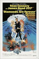 Постер к фильму «Бриллианты навсегда»