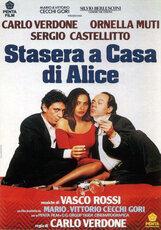 Постер к фильму «Ночь с Алисой»