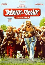 Постер к фильму «Астерикс и Обеликс против Цезаря»