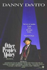 Постер к фильму «Чужие деньги»