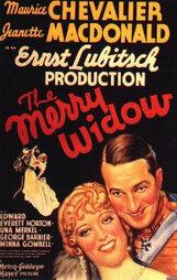 Постер к фильму «Веселая вдова»