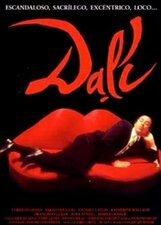 Постер к фильму «Дали»