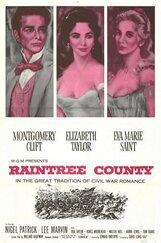 Постер к фильму «Округ Рэйнтри»