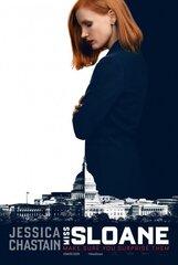 Постер к фильму «Мисс Слоун»