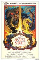Постер к фильму «Секрет Н.И.М.Х.»