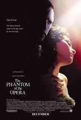 Постер к фильму «Призрак оперы»